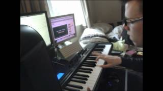 Basement Jaxx - Do Your Thing (Synth Cover)