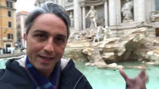 Rome row over what to do with the coins in Trevi Fountain
