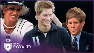 The Royal Rebel | Prince Harry: The Mysterious Prince | Real Royalty