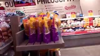 США.Супермаркет органических продуктов.
