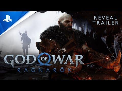 Trailer PlayStation Showcase 2021 de God of War Ragnarok