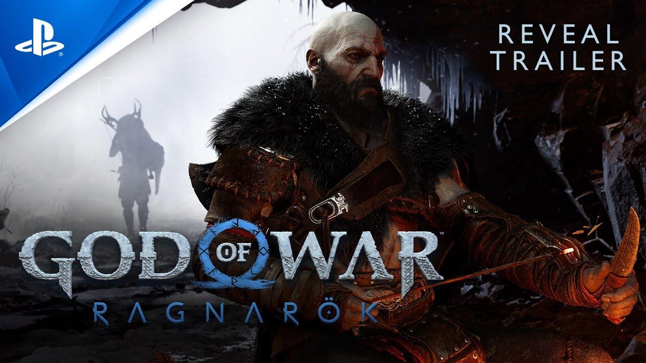 Trailer di God of War: Ragnarok