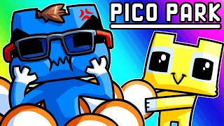 Pico Park Funny Moments - Just Torturing My Friends Again!