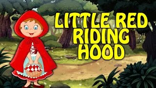 Little Red Riding Hood  English Animated Moral Stories And Bedtime Stories For Kids