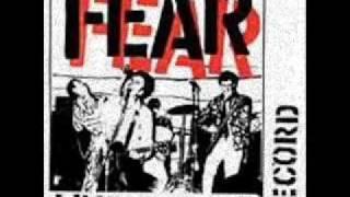 FEAR ~ RESPONSIBILITY