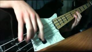 James Blunt - Dangerous (Bass Cover)