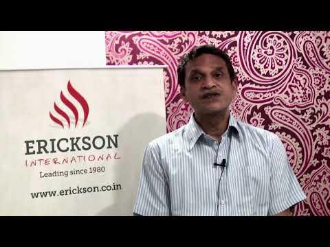 Erickson Certified Coach- Chandrasekhar Srinivas, Head ... - YouTube