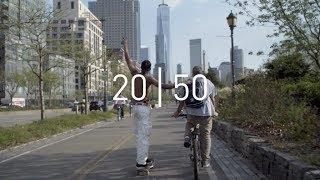 adidas Skateboarding presents /// 20|50