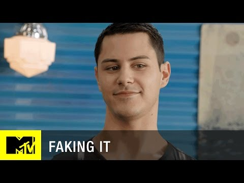 Faking It 3.04 (Clip)