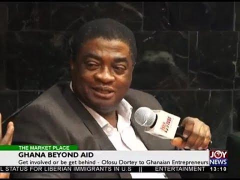 Ghana Beyond Aid - The Market Place on Joy News (29-3-18)