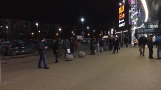 """Эвакуация ТРК """"Арена"""" (Воронеж)"""