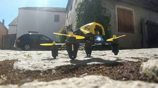 FPV Race Drone - First Time Flying - Hubsan H122D X4 Storm