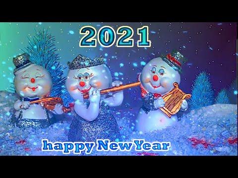 **Feliz y bendecido año nuevo 2021**