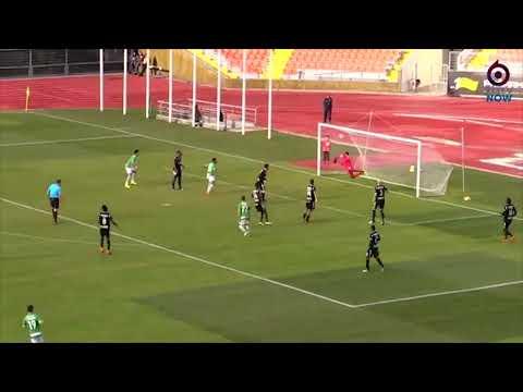Goal | MICA SILVA | 20.01.2019 - Ledman Liga PRO | Académico de Viseu 1 x 1 Sporting Covilhã