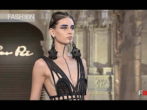 GUO PEI Fall 2018 Haute Couture Paris - Fashion Channel