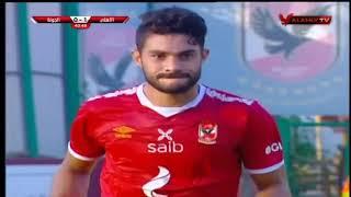 اهداف مباراة النادى الاهلى امام الجونة 5-2 | مباراة ودية