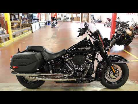 2019 Harley-Davidson Heritage Classic 114 in New London, Connecticut - Video 1