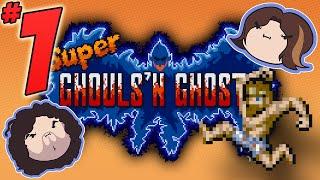 Super Ghouls 'n Ghosts: Stupid Hard - PART 1 - Game Grumps