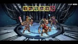 Mutants Genetic Gladiators (Mutant Reactor Dark Fantasy)