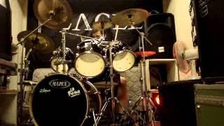 Ramshackle man - Deep Purple (drum cover)