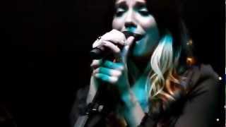 Christina Perri - The Lonely live HMV Institute Birmingham 20-01-12