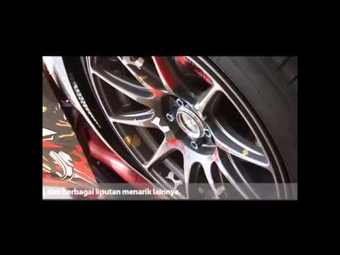 Video Modifikasi Honda Jazz dengan Pintu Gunting