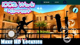 Shadow Fight 2 TUTORIAL : Make HD Location | 100% work No-root