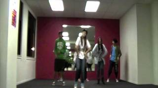 "Danity Kane - ""Flawless"". Jia Taoai Choreography"