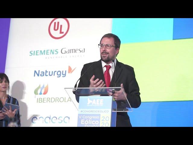 Resumen V Congreso Eólico Español