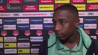 Ahmad Mendes Moreira na incident: 'Ik wilde niet meer voetballen'