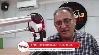 Programa Reporterpb no Rádio do dia 06 de maio de 2021
