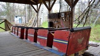 Exploring an Abandoned Amusement Park - PA