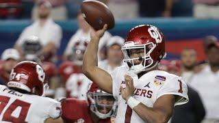 2019 CFP Semifinal  Orange Bowl #4 Oklahoma Vs  #1 Alabama