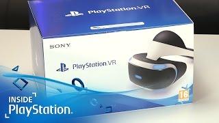 PlayStation VR: Unboxing - Diese Inhalte findet ihr im Paket
