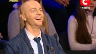 Елена Кравец «Україна має талант-5» Кастинг в Киеве