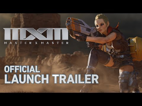 MXM: Official Launch Trailer thumbnail