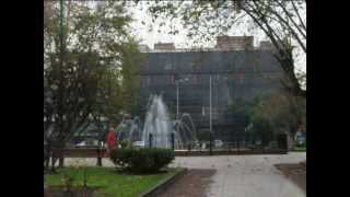 preview picture of video 'Imágenes de una tarde gris en la plaza Mitre de Monte Grande.'