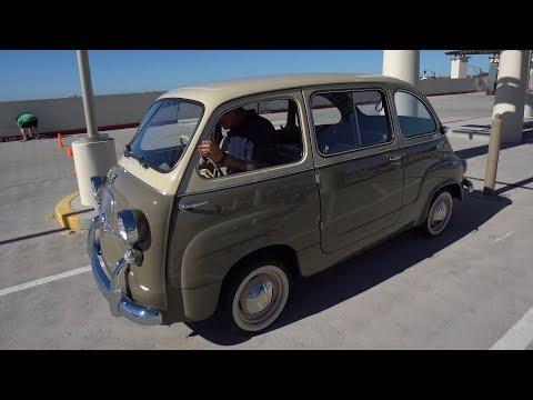 The World's Smallest Minivan
