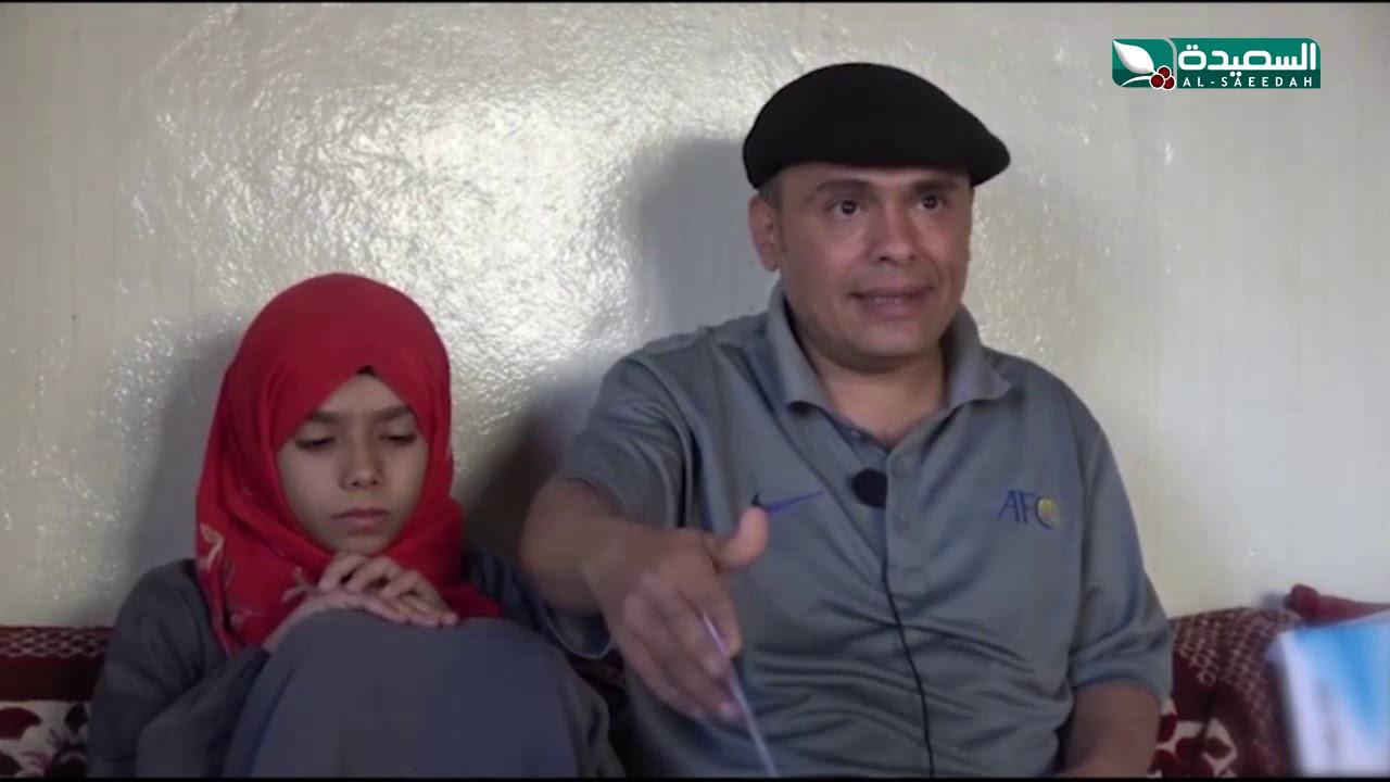 سنابل الخير - معاناة رب أسرة من تهدم منزله بسبب الحرب - 15-2-2021