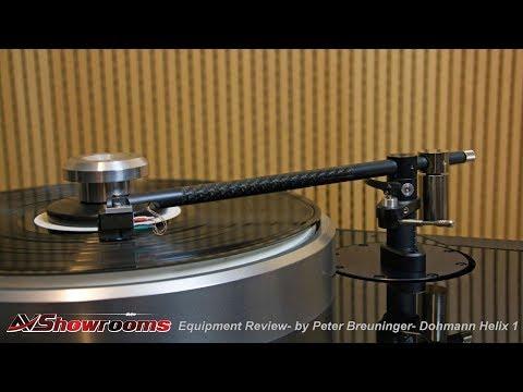 Dohmann Helix 1 Turntable Review, Pt. 4, The Schröder CB Tonearm, meet Frank Schröder