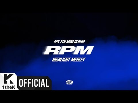 [Teaser] SF9 _ 7TH MINI ALBUM [RPM] HIGHLIGHT MEDLEY