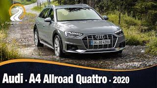 Audi A4 allroad quattro 2020 | Información Prueba Review