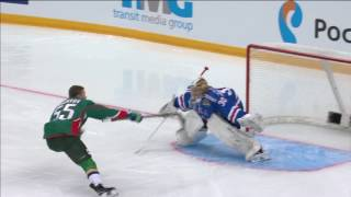 Vladimir Tkachyov tremendous shootout at ASG 17