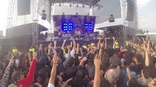 Anti Flag - Turncoat Live @ Knotfest México 2017