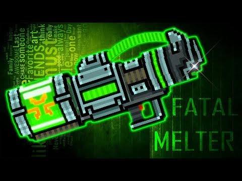 FATAL MELTER - Pixel Gun 3D