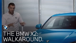 The BMW X2 | Walkaround