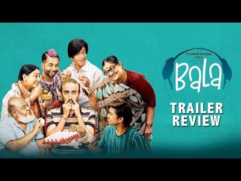 Bala Official Trailer Review | Ayushmann Khurrana, Bhumi Pednekar, Yami Gautam