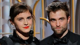 Emma Watson & Robert Pattinson Have Harry Potter Reunion & Fans FREAK Out   Kholo.pk