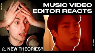 Video Editor Reacts to BTS 'Film out' (Theory & Breakdown)