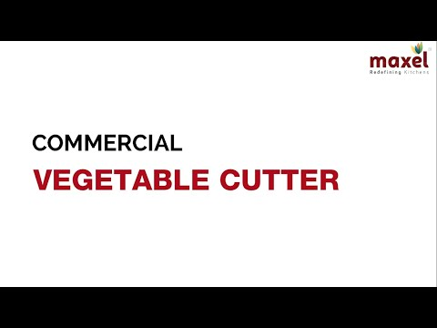 LEP973 Commercial Vegetable Cutter